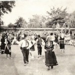 012 Jews playing Bulgarian folk dances